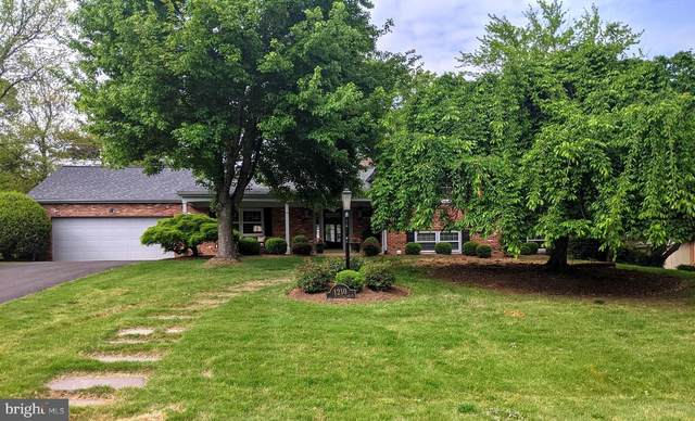 1210 Belle Vista Drive, ALEXANDRIA, VA 22307 (#VAFX1198446) :: The Matt Lenza Real Estate Team
