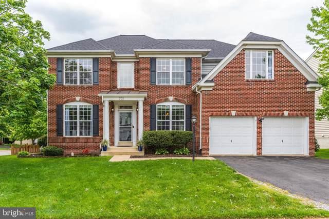 701 Emerald Hill Drive NE, LEESBURG, VA 20176 (#VALO437526) :: Dart Homes