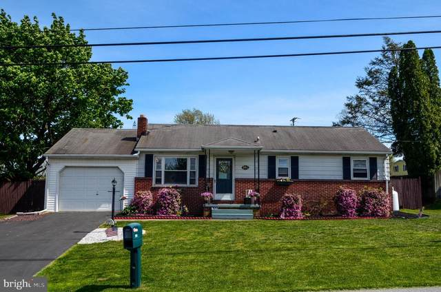 590 Manor Road, WINDSOR, PA 17366 (#PAYK157688) :: The Joy Daniels Real Estate Group