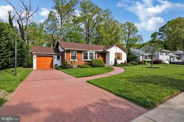 111 Kenwood Drive, CHERRY HILL, NJ 08034 (#NJCD419060) :: Ram Bala Associates | Keller Williams Realty
