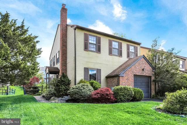 218 Parkview Way, NEWTOWN, PA 18940 (#PABU526508) :: Linda Dale Real Estate Experts