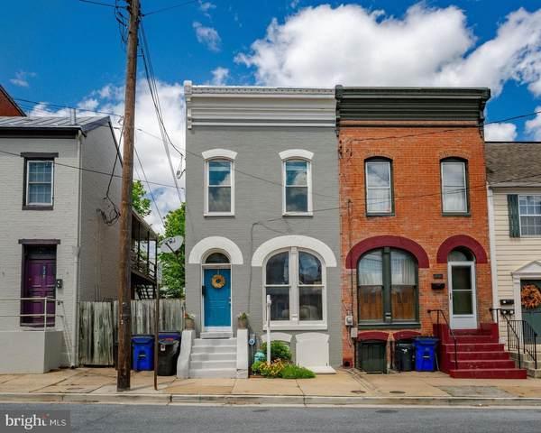 331 E Patrick Street, FREDERICK, MD 21701 (#MDFR281936) :: Corner House Realty