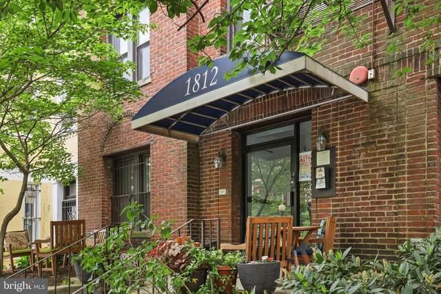 1812 Vernon Street NW #34, WASHINGTON, DC 20009 (#DCDC520078) :: AJ Team Realty