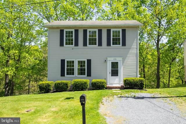 172 Country Park Drive, WINCHESTER, VA 22602 (#VAFV163876) :: Jim Bass Group of Real Estate Teams, LLC