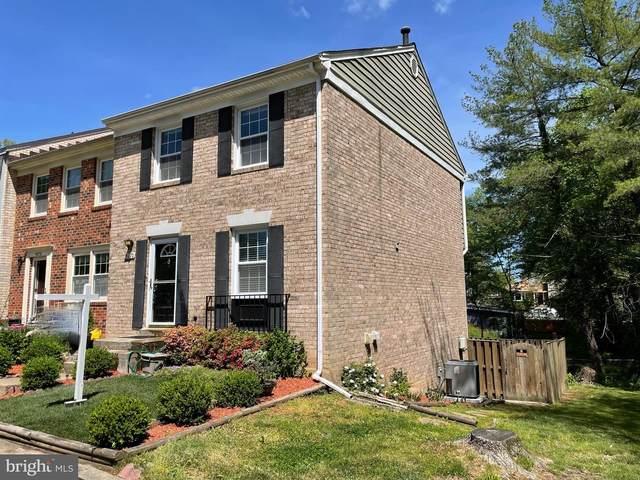 9270 Sprucewood Road, BURKE, VA 22015 (#VAFX1198470) :: Sunrise Home Sales Team of Mackintosh Inc Realtors