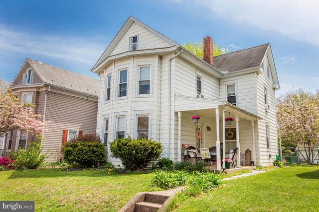 13 S 3RD Street, MOUNT WOLF, PA 17347 (#PAYK157694) :: The Joy Daniels Real Estate Group