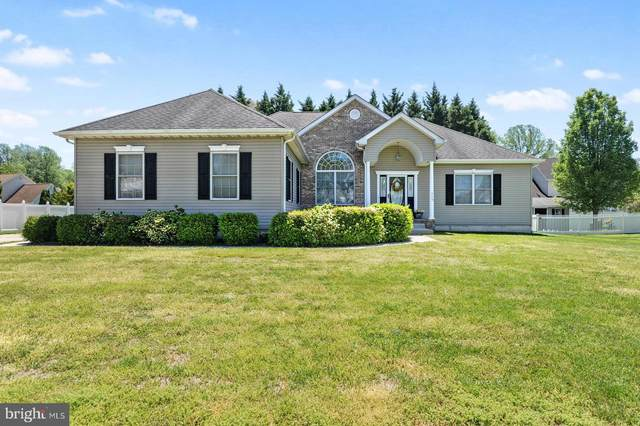 313 Pebble Drive, CAMDEN WYOMING, DE 19934 (#DEKT248568) :: REMAX Horizons