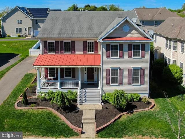 45 Recklesstown Way, CHESTERFIELD, NJ 08515 (#NJBL396946) :: Holloway Real Estate Group