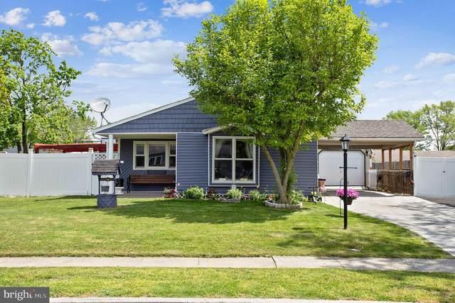 104 Magnolia Drive, LEVITTOWN, PA 19054 (MLS #PABU526534) :: Kiliszek Real Estate Experts