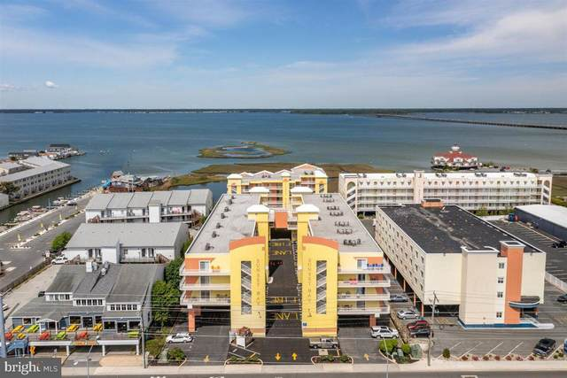 5405 Coastal Highway #203, OCEAN CITY, MD 21842 (#MDWO122202) :: Atlantic Shores Sotheby's International Realty