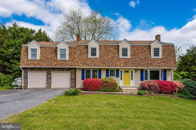 3851 S Mountain Road, KNOXVILLE, MD 21758 (#MDFR281950) :: Jacobs & Co. Real Estate