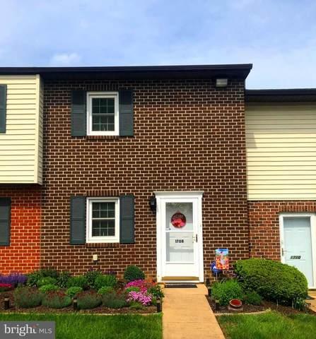 1708 Baron Drive, YORK, PA 17408 (#PAYK157714) :: Liz Hamberger Real Estate Team of KW Keystone Realty
