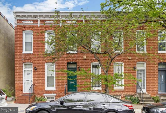 2016 Mcelderry Street, BALTIMORE, MD 21205 (#MDBA549634) :: ExecuHome Realty