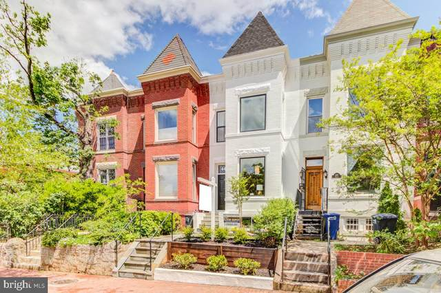 445 12TH Street NE, WASHINGTON, DC 20002 (#DCDC520132) :: Corner House Realty