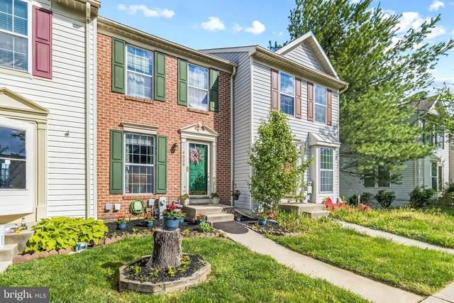 4508 Donatello Square, OWINGS MILLS, MD 21117 (#MDBC527920) :: Dart Homes