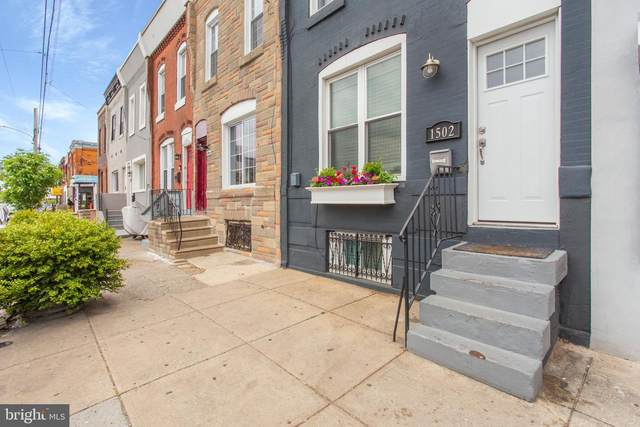 1502 S 22ND Street, PHILADELPHIA, PA 19146 (#PAPH1013684) :: John Lesniewski | RE/MAX United Real Estate