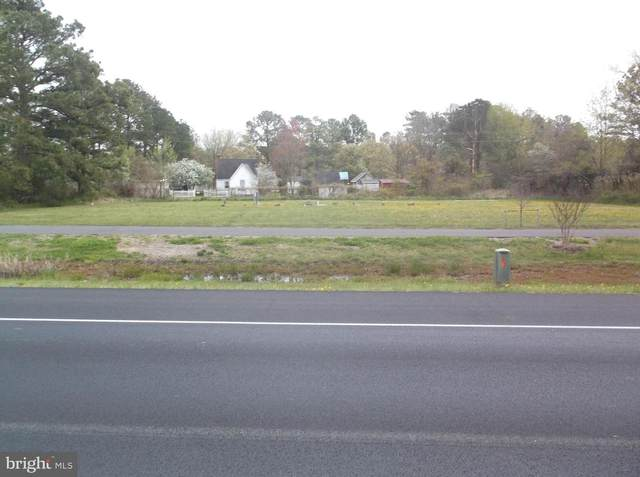 ( LOT ) Crisfield Hwy, CRISFIELD, MD 21817 (#MDSO104798) :: RE/MAX Coast and Country