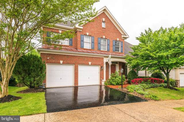 19081 Quiver Ridge Drive, LEESBURG, VA 20176 (#VALO437582) :: Crews Real Estate