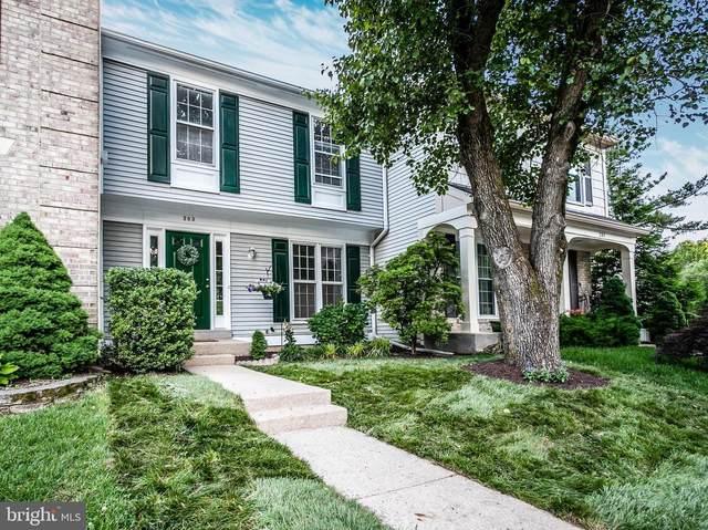 203 Finale Terrace, SILVER SPRING, MD 20901 (#MDMC756644) :: Sunrise Home Sales Team of Mackintosh Inc Realtors