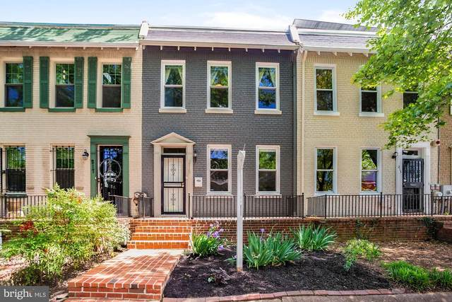 215 15TH Street NE, WASHINGTON, DC 20002 (#DCDC520138) :: Corner House Realty