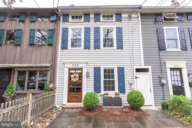 124 N Congress Street, NEWTOWN, PA 18940 (#PABU526554) :: Ramus Realty Group