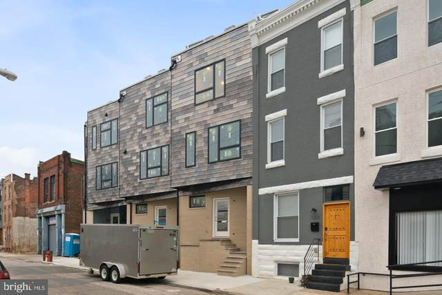 1510-1516 N Bailey Street #3, PHILADELPHIA, PA 19121 (#PAPH1013746) :: ExecuHome Realty