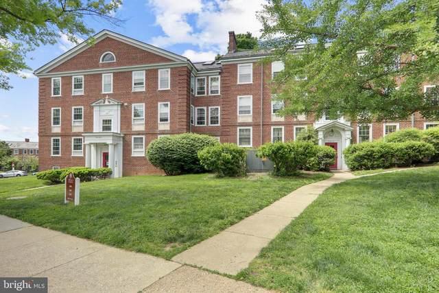 3610 38TH Street NW C267, WASHINGTON, DC 20016 (#DCDC520144) :: Jacobs & Co. Real Estate