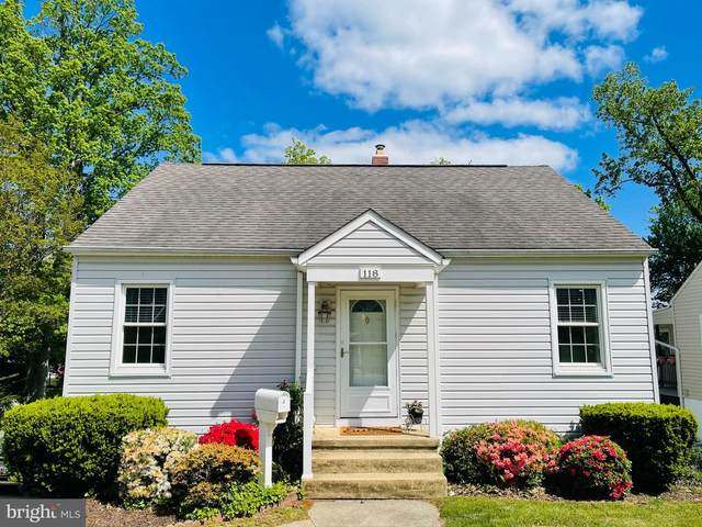 118 Oakway Road, LUTHERVILLE TIMONIUM, MD 21093 (#MDBC527936) :: The MD Home Team
