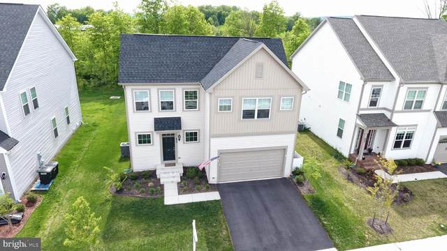 833 Pencoast Drive, PURCELLVILLE, VA 20132 (#VALO437594) :: Bruce & Tanya and Associates