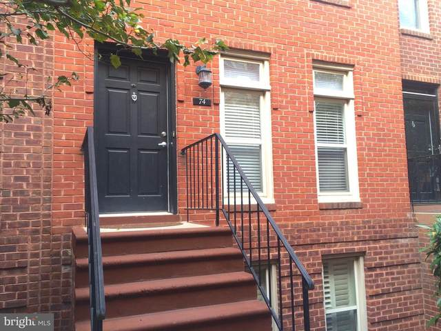 74 15TH Street NE #74, WASHINGTON, DC 20002 (#DCDC520148) :: Tom & Cindy and Associates