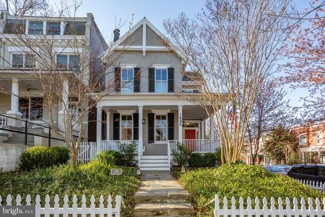 1886 Newton Street NW, WASHINGTON, DC 20010 (#DCDC520152) :: Dart Homes
