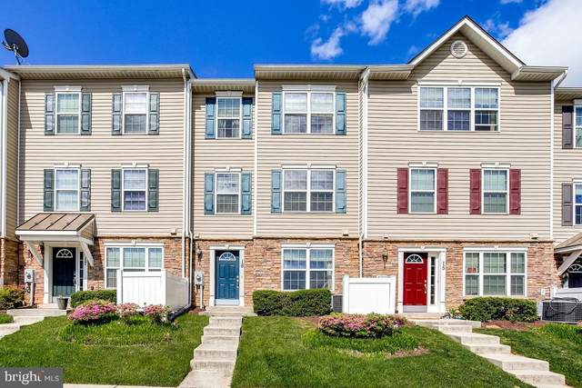 6488 Cornwall Drive #16, ELDERSBURG, MD 21784 (#MDCR204294) :: McClain-Williamson Realty, LLC.