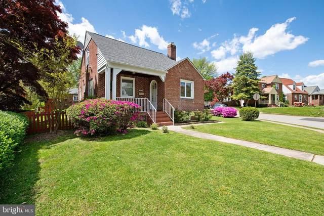 3807 Biddison Lane, BALTIMORE, MD 21206 (#MDBA549656) :: Dart Homes