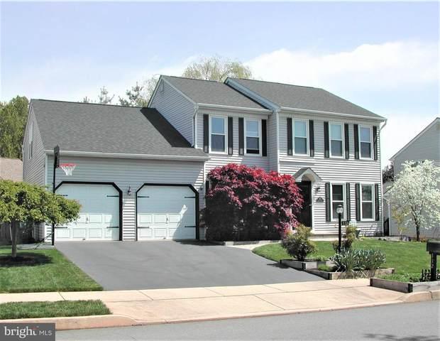 112 Abbey Drive, ROYERSFORD, PA 19468 (#PAMC691842) :: Sunrise Home Sales Team of Mackintosh Inc Realtors