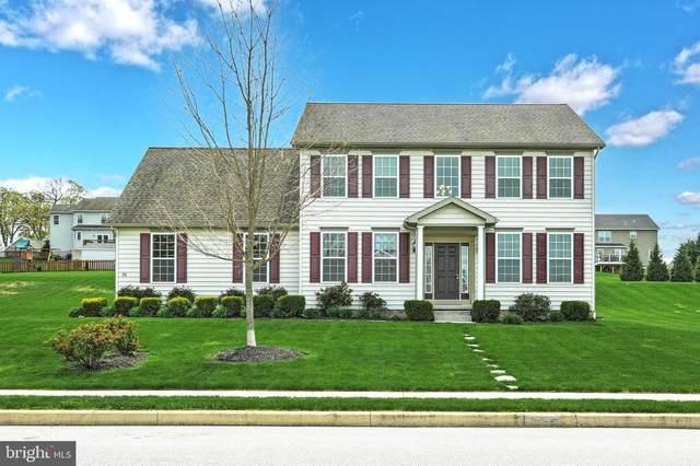 34 Alexander Drive, HANOVER, PA 17331 (#PAYK157738) :: The Joy Daniels Real Estate Group