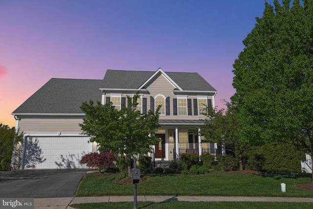 9840 Notting Hill Drive, FREDERICK, MD 21704 (#MDFR281972) :: Murray & Co. Real Estate