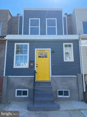 1534 S Vogdes Street, PHILADELPHIA, PA 19143 (#PAPH1013768) :: ROSS | RESIDENTIAL