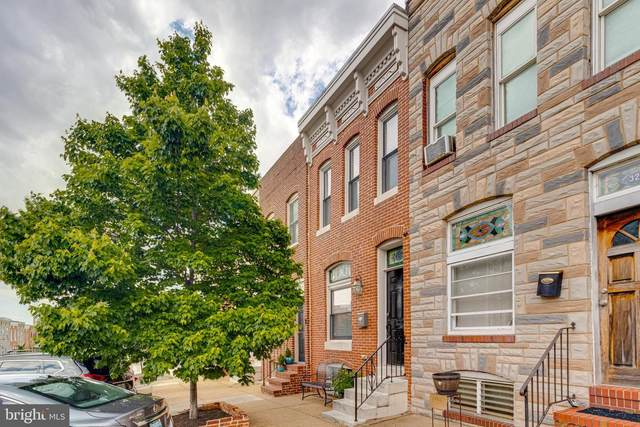 3208 Fait Avenue, BALTIMORE, MD 21224 (#MDBA549666) :: New Home Team of Maryland