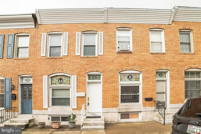 738 S Curley Street, BALTIMORE, MD 21224 (#MDBA549670) :: Corner House Realty