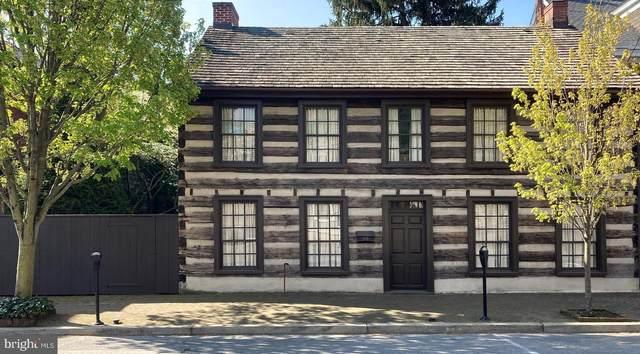 143 W Market Street, MARIETTA, PA 17547 (#PALA181596) :: Iron Valley Real Estate