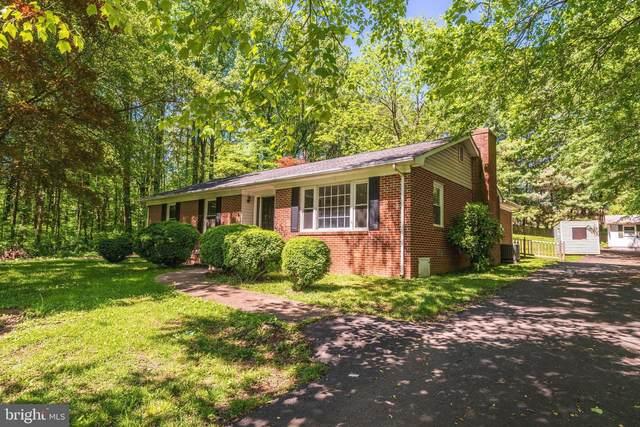 9160 James Madison Highway, WARRENTON, VA 20186 (#VAFQ170418) :: Jacobs & Co. Real Estate