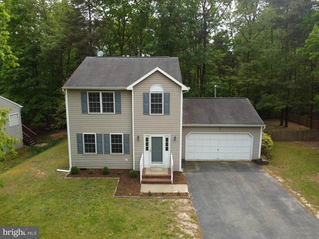 3822 Overview Drive, FREDERICKSBURG, VA 22408 (#VASP231176) :: Network Realty Group