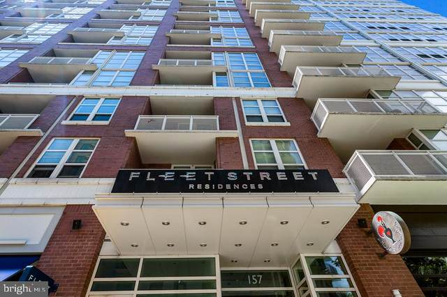 157 Fleet Street #1011, NATIONAL HARBOR, MD 20745 (#MDPG605450) :: Ram Bala Associates | Keller Williams Realty