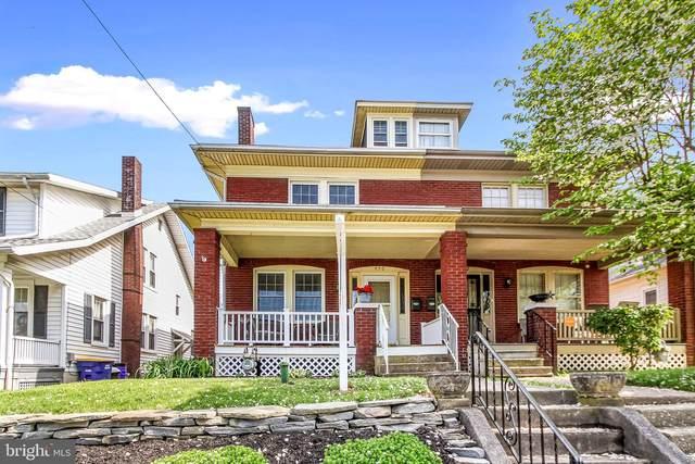 450 W Jackson Street, YORK, PA 17401 (#PAYK157742) :: The Joy Daniels Real Estate Group