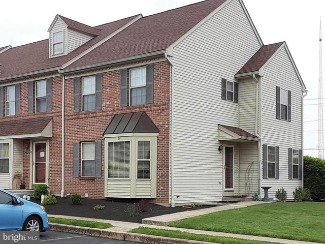 24 Acorn Boulevard, LANCASTER, PA 17602 (#PALA181600) :: Iron Valley Real Estate
