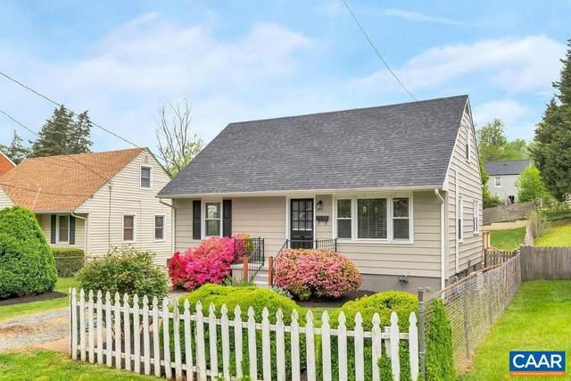 917 Druid Avenue, CHARLOTTESVILLE, VA 22902 (#617066) :: Dart Homes