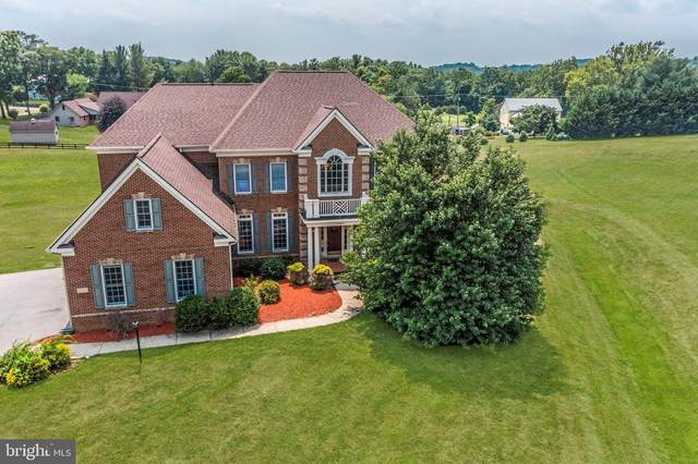 9601 Clydeleven Drive, HAGERSTOWN, MD 21740 (#MDWA179520) :: Bic DeCaro & Associates