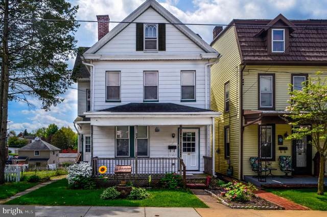 32 E Howard Street, DALLASTOWN, PA 17313 (#PAYK157750) :: The Joy Daniels Real Estate Group