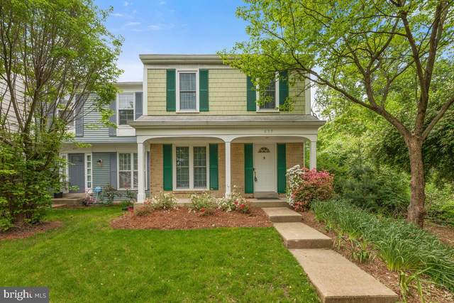 635 Concerto Lane, SILVER SPRING, MD 20901 (#MDMC756702) :: Speicher Group of Long & Foster Real Estate