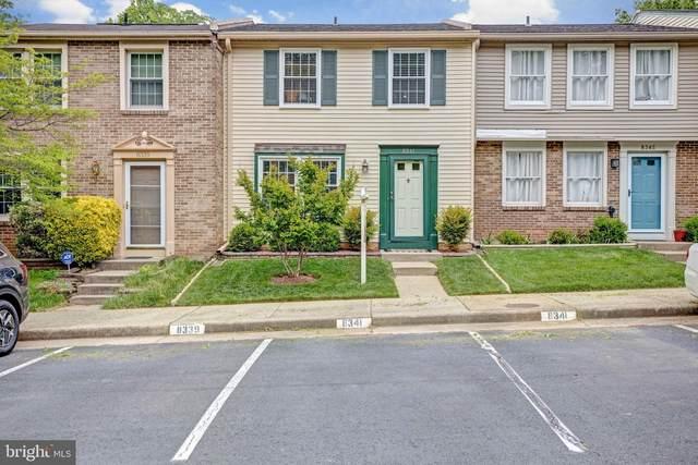 8341 Bark Tree Court, SPRINGFIELD, VA 22153 (#VAFX1198648) :: Crossman & Co. Real Estate